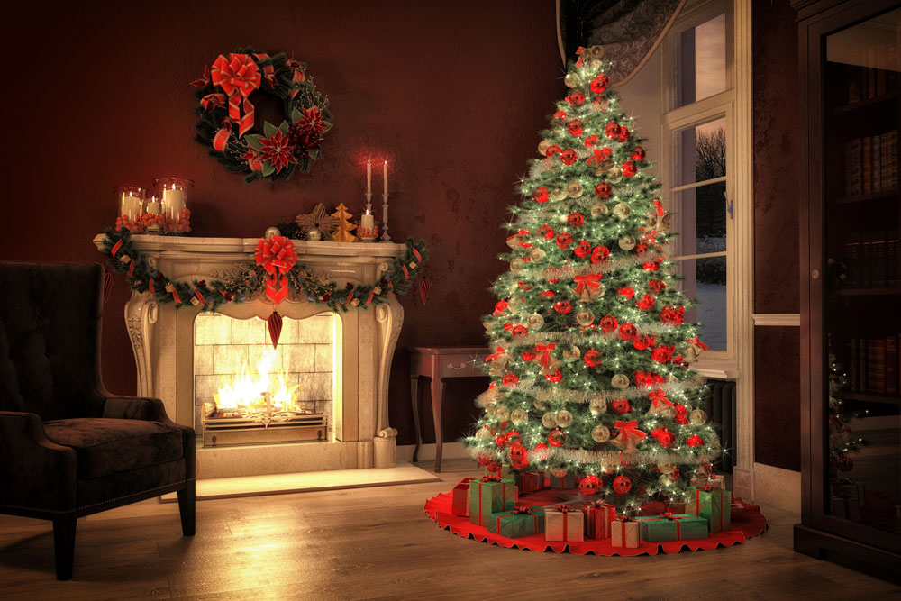 7 Color Combinations To Use On Your Christmas Tree  Vredevoogd HVAC