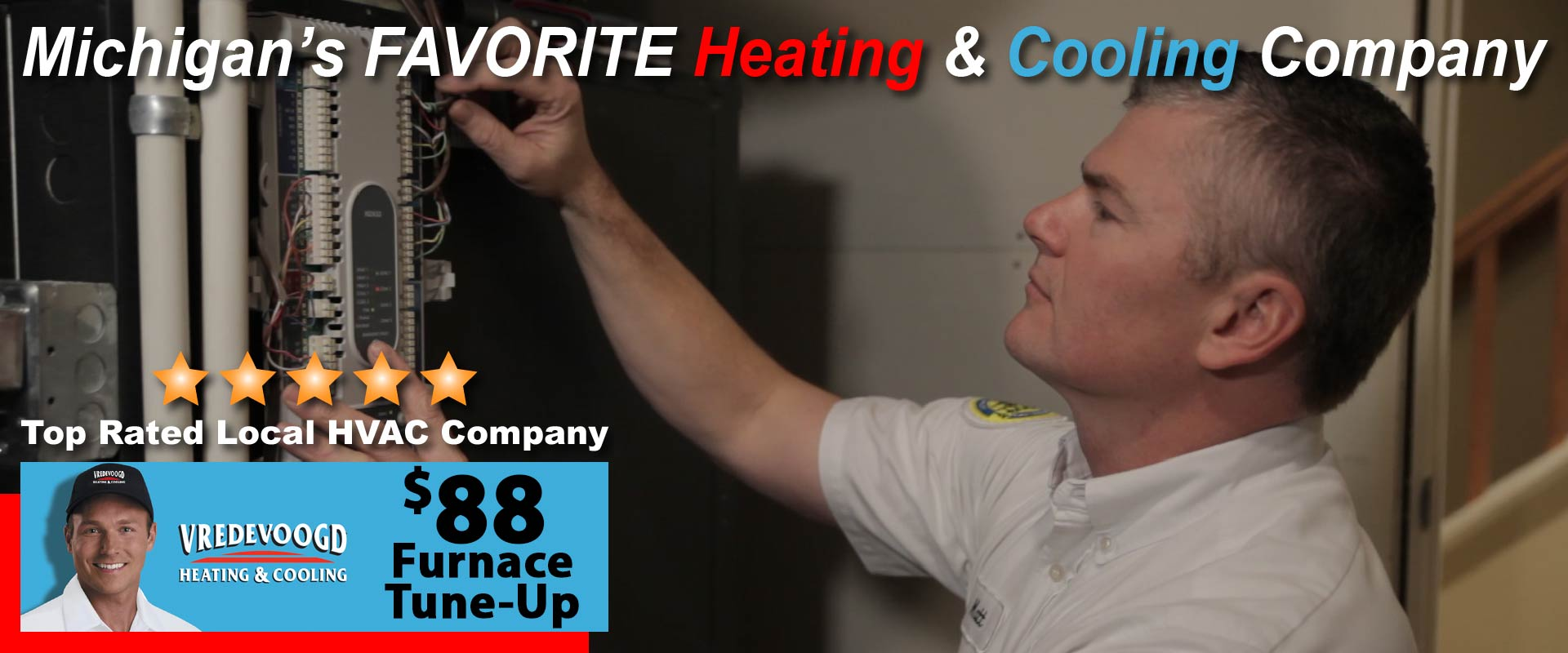 Heating and Cooling Grand Rapids MI