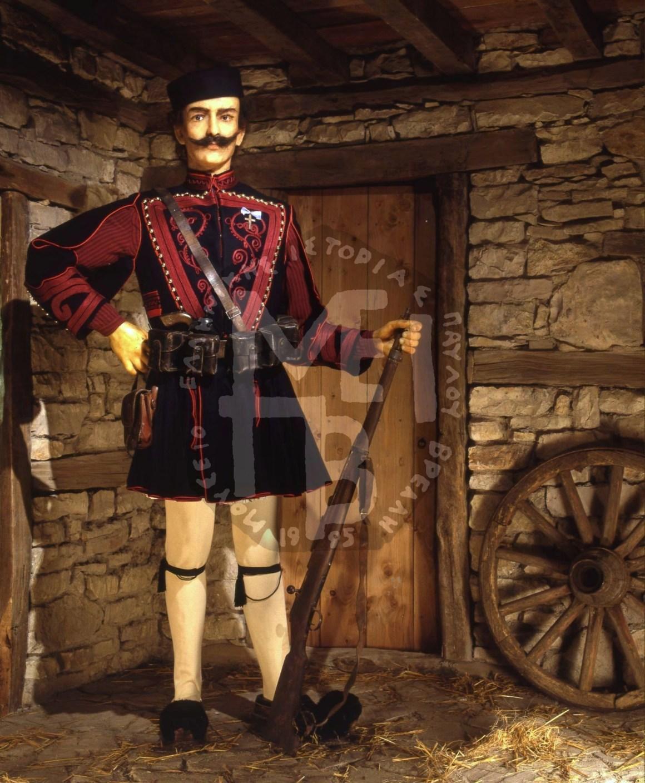 Macedonian Fight – Pavlos Melas (1870-1904)