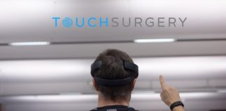 touch surgery vr