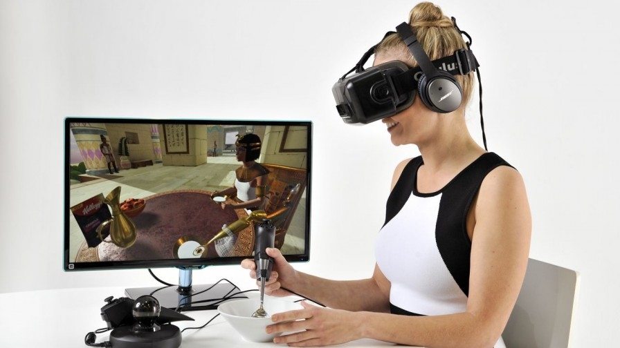 Can VR Make You Eat Better?