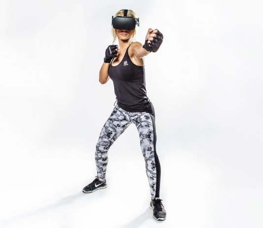Black Box VR - VR Fitness With Weighted Gloves