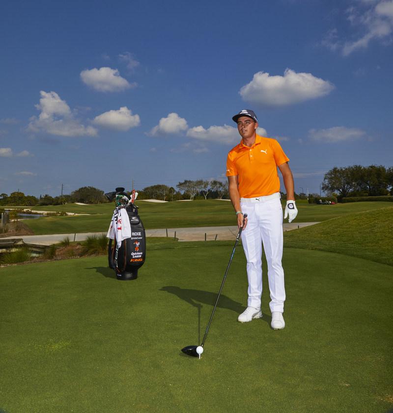 Rickie Fowler's Success Series VR Coaching App Helps Golfers