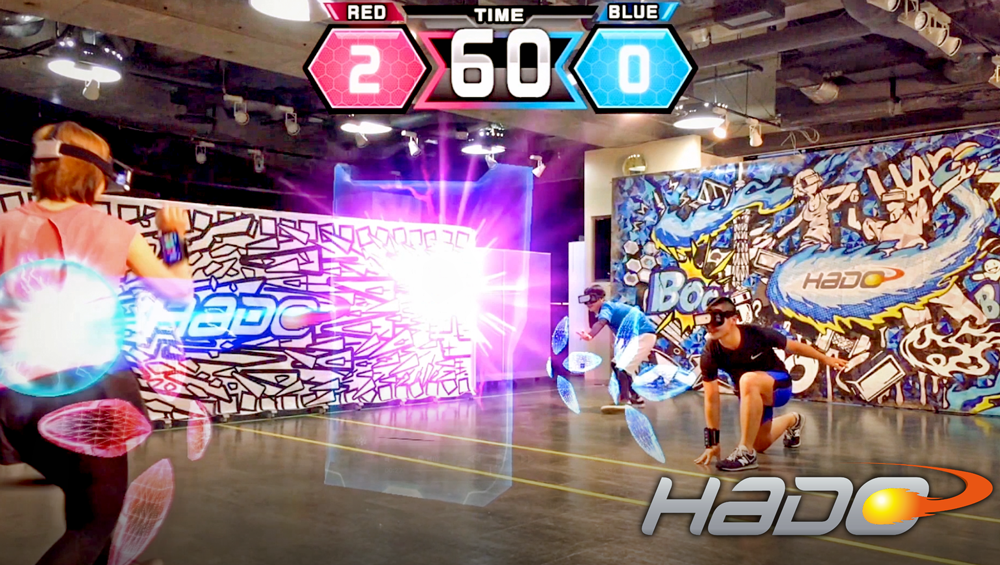 Check Out AR eSports with HADO World Cup 2018 and Their Pro League