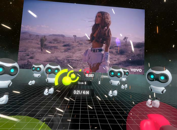 5 VR Rhythm Games that Let You Get Fit to Any Track