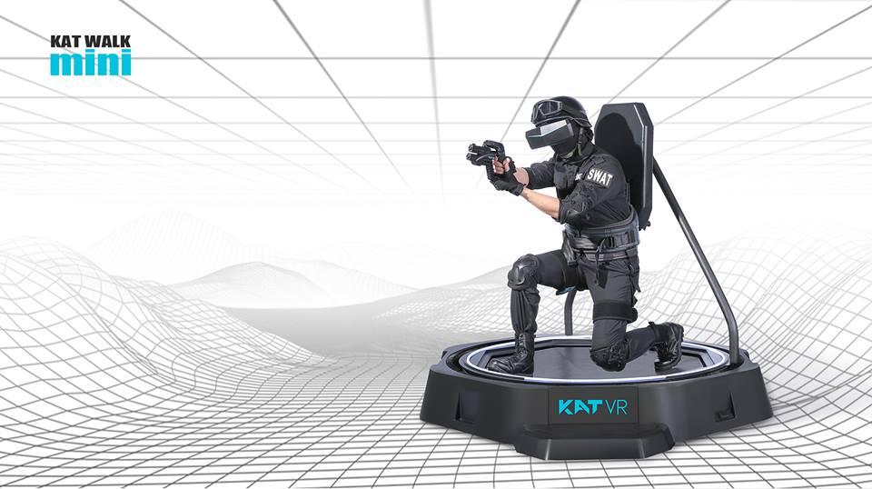 267b2648eb6a The prototype of the KAT Walk mini! Credit to  KAT VR