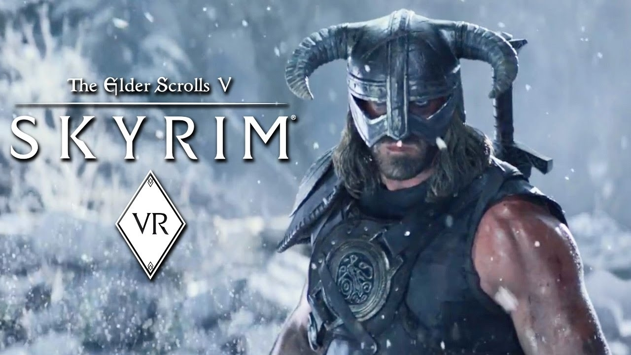 Skyrim VR Game Review: Low Impact Cardio You Can Do For Hours