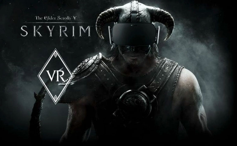 Skyrim VR Game Review: - Low Impact Cardio You Can Do For Hours