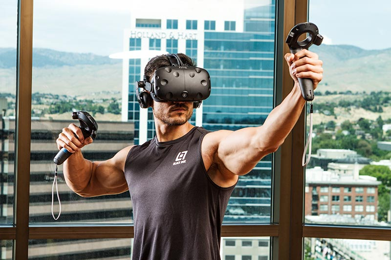 The Best VR Fitness Games for the HTC Vive