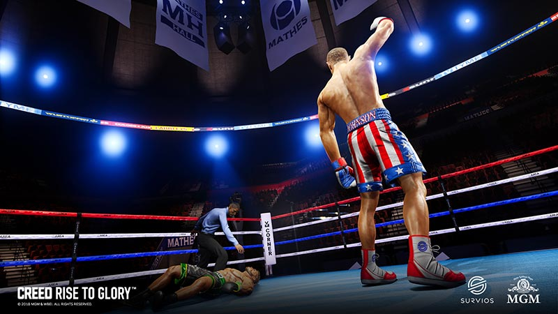 20 Tips for Creed: Rise to Glory Boxing and Fitness Training