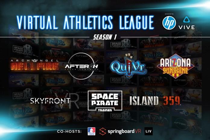 Virtual Athletics League Season 1