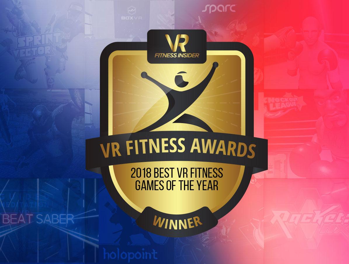 VR Fitness Insider VR Fitness Awards 2018