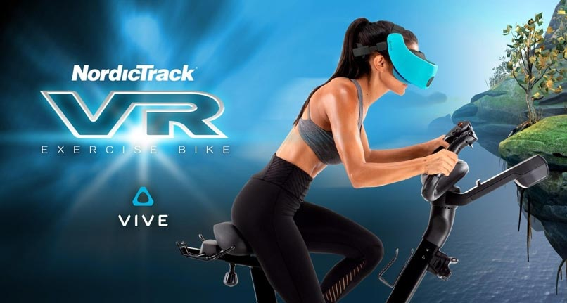 NordicTrack's VR Bike Opens Up New Avenues For Fitness
