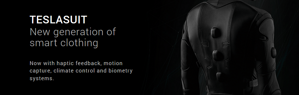 The Teslasuit May Be the Future Gym Suit We've Always Dreamed Of