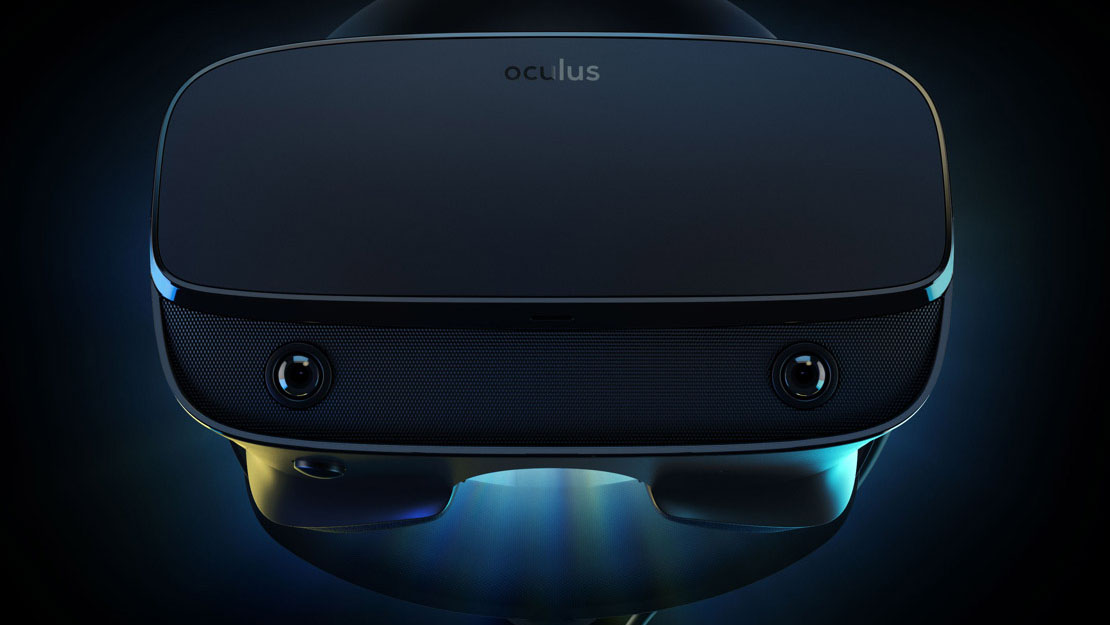 Oculus and HP reveal new VR headsets