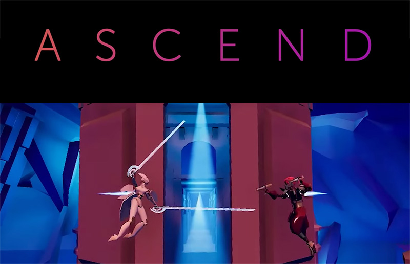 Ascend Combines Shooting With Sword Combat to Create the Ultimate Multiplayer Battle