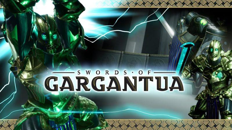 Swords of Gargantua Review: Beat Up Big Bads With Buds