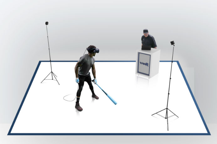 MLB Batters Use VR to Get the Edge on Opposing Pitchers