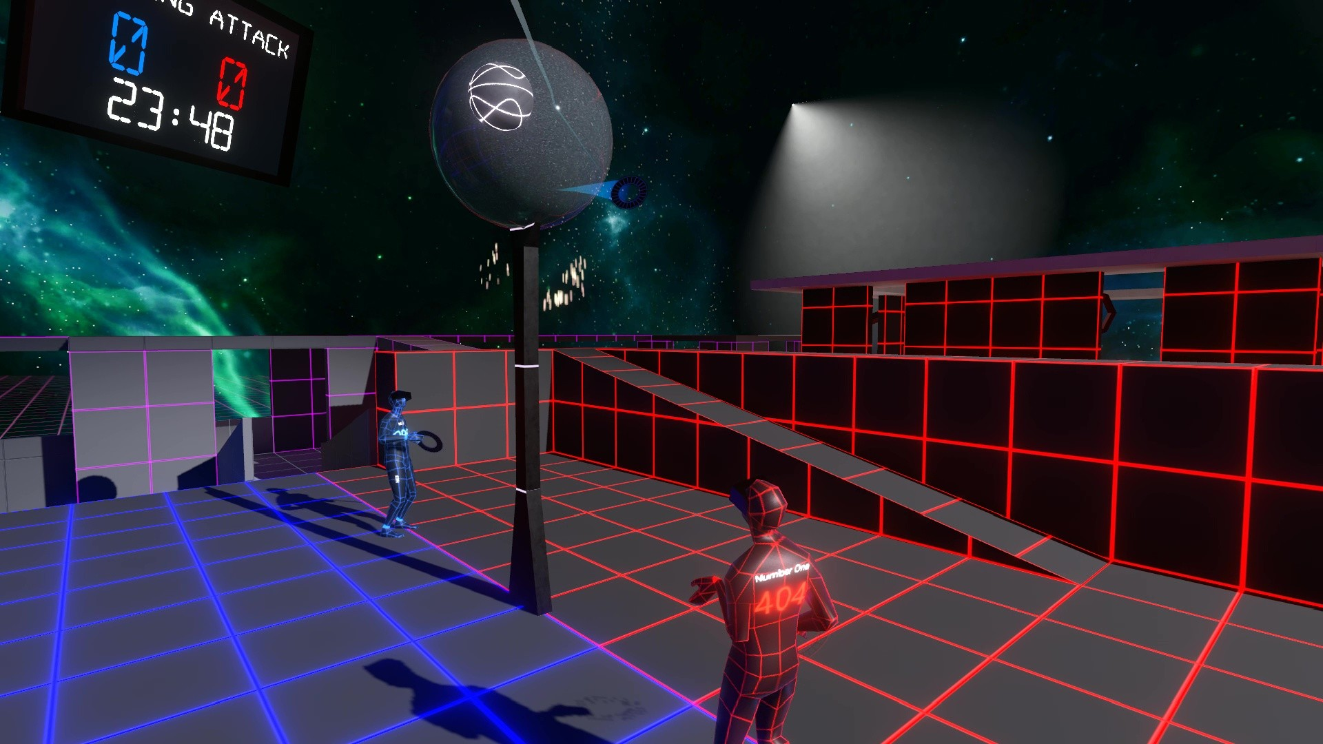 This Week's VR Game Roundup — A Clash on the Grid!