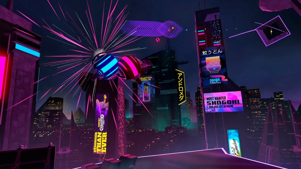 Synth Riders Introduces Spin Mode For Free In Packed Update