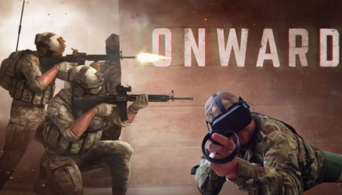 Onward VR Fitness