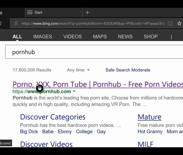 As Long As Your Device Has A Web Browser You Can Likely Watch Porn On It Of Course That Also Goes For The Xbox Ones Microsoft Edge Browser
