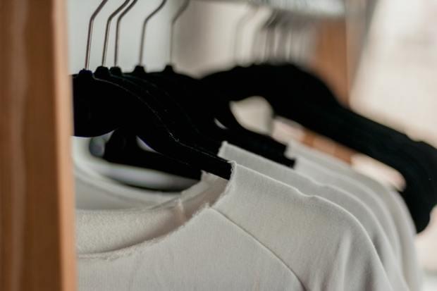 Minimalistische kledingkast Tips