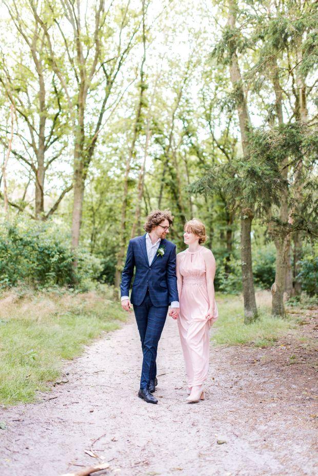 Onze trouwkleding