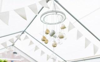 GRATIS een bruiloft decoreren
