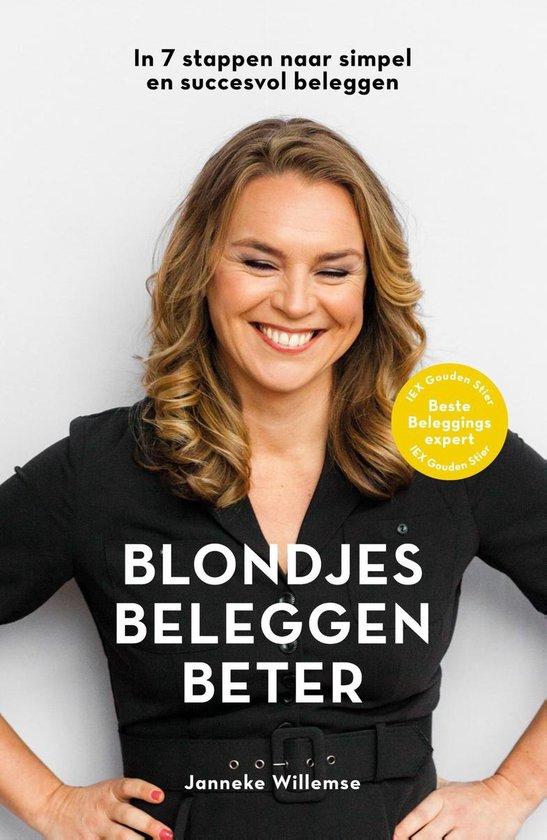 blondjes beleggen beter (recensie) van het boek van Janneke Willemse