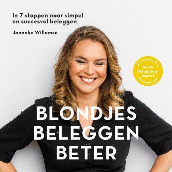 blondjes beleggen beter recensie