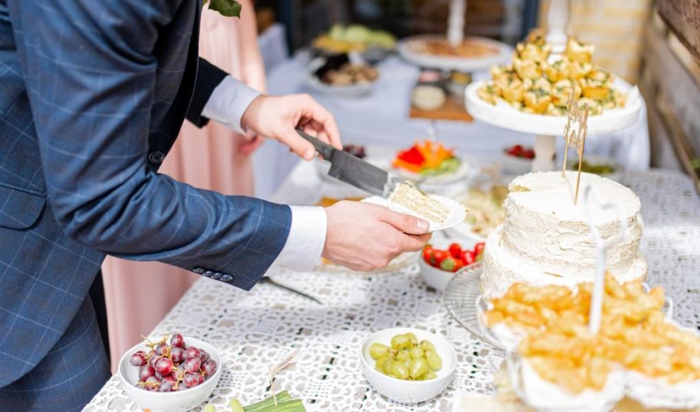 Bruidstaart zelf maken recept