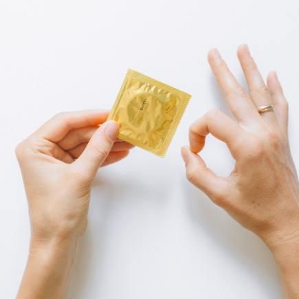 duurzame condooms, foto via Nataliya Vaitkevich