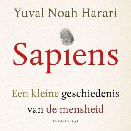 sapiens een kleine geschiedenis van de mensheid recensie