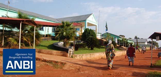 Stichting Vrienden van Rubya - slide 1 rubya ziekenhuis tanzania