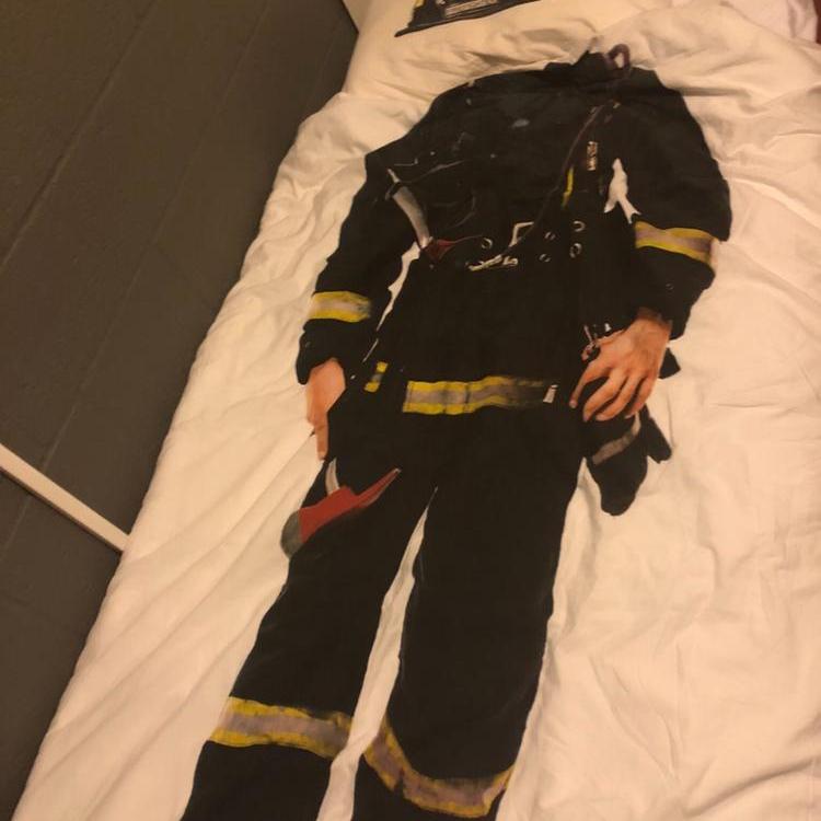 Robin - slapen