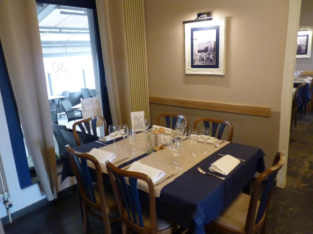 Restaurant t vrijthof Tongeren interieur65