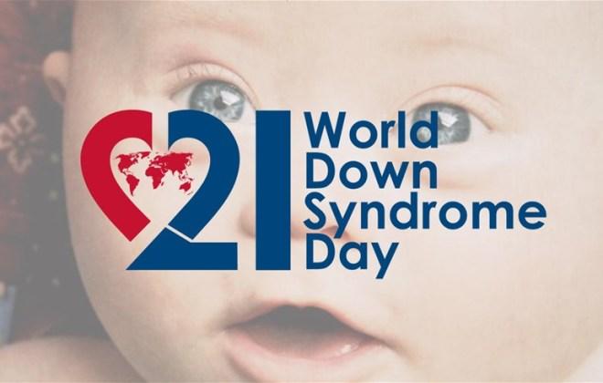 Παγκόσμια Ημέρα για το Σύνδρομο Down (τρισωμία 21)