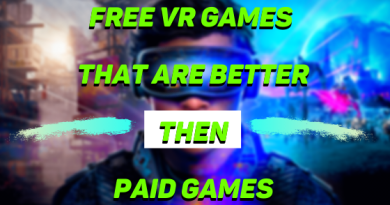 FREE VR GAMES 2019