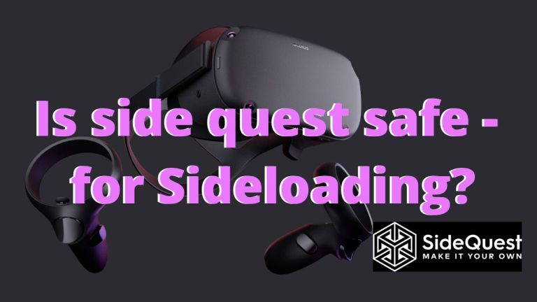 Is Sidequest safe