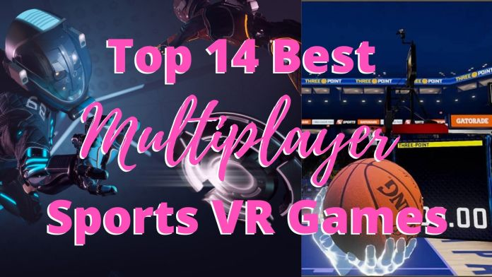 Best Multiplayer Sports VR Games for  Rift S, Index, Vive, Quest | VR Sports