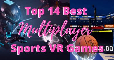 best vr sports games