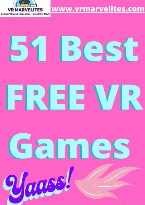 51 FREE VR GAMES PDF