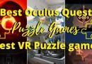 Best Oculus Quest Puzzle Games 2020