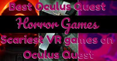 best oculus quest horror games