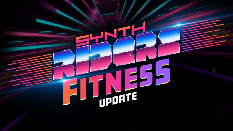 Synth riders Fitness Update