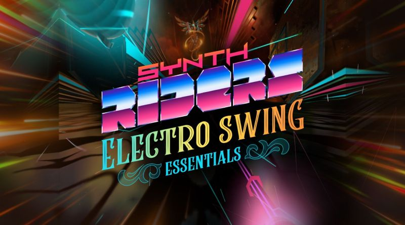 Synth riders electro swing essentials dlc pack