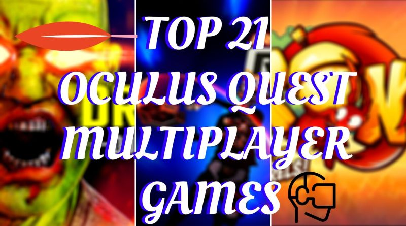 oculus quest multiplayer games