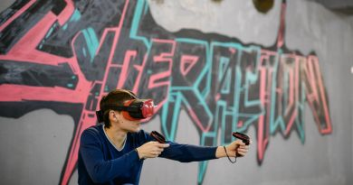 Cyberaction Arena Oculus Quest