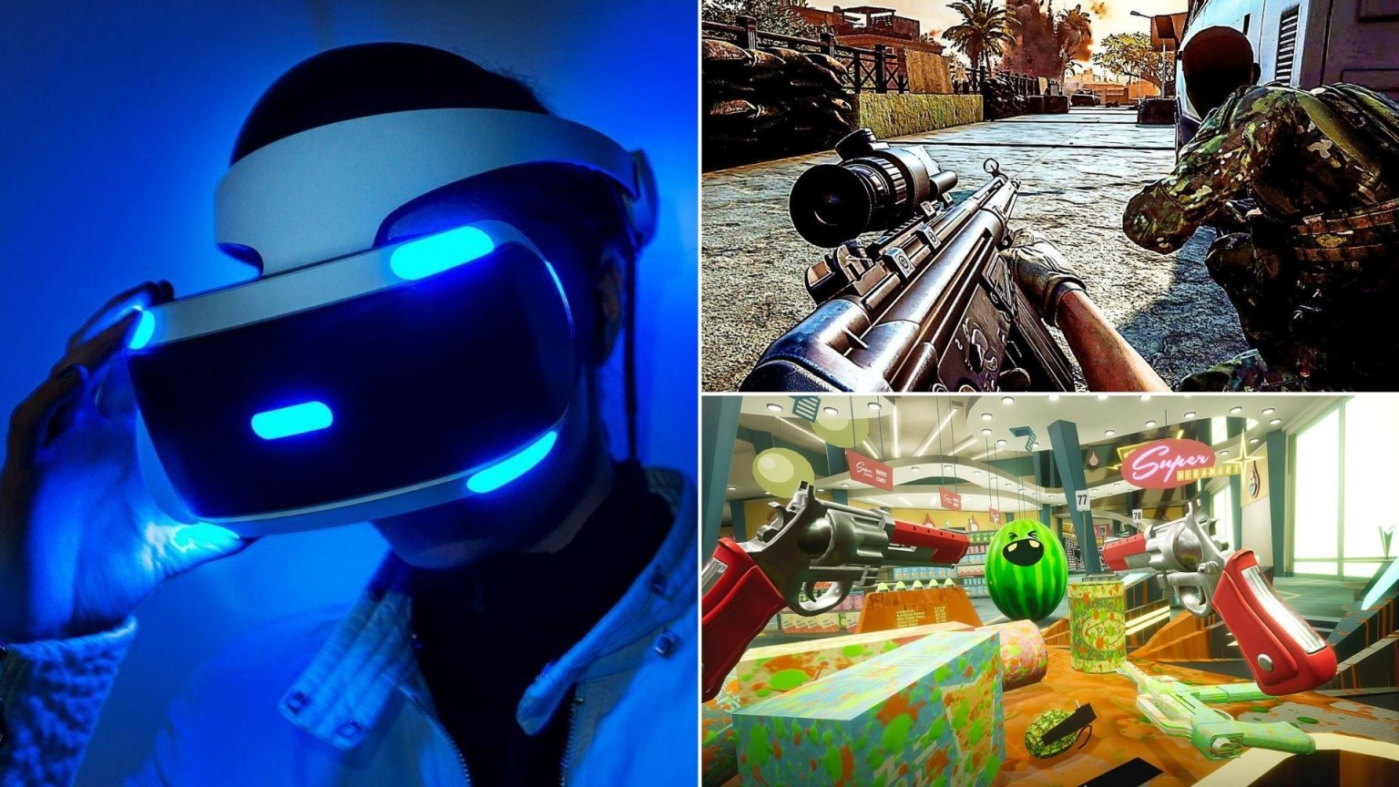 The 25 Best PSVR Shooters of all time
